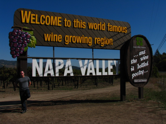 The eclectic online travel magazine for independent for Best time to visit napa valley wine country