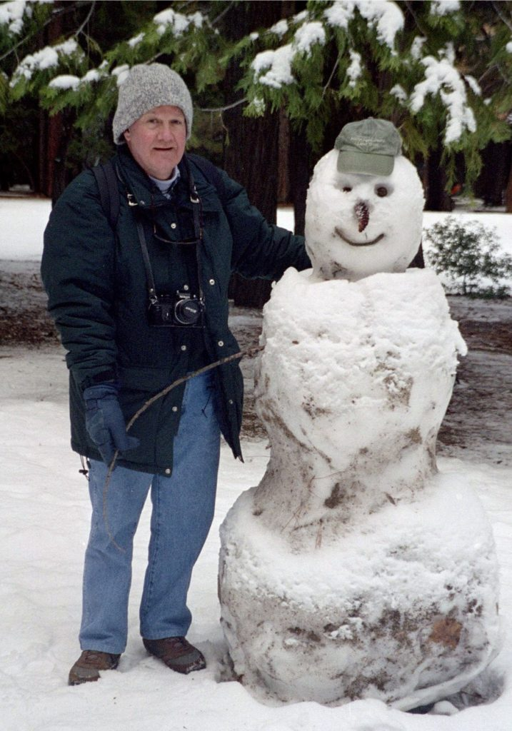 Dick and The Snowman
